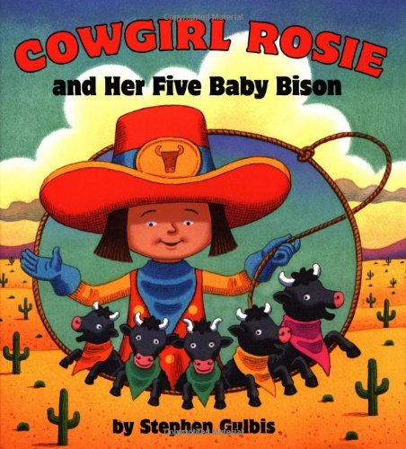 Download Cowgirl Rosie and Her Five Baby Bison pdf epub