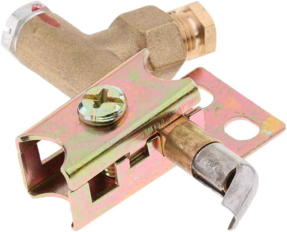 LH 가스 오븐 스토브 버너 제어 밸브 ODS 점화 점화 액세서리