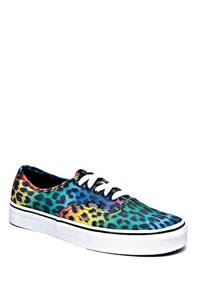 vans leopard femme