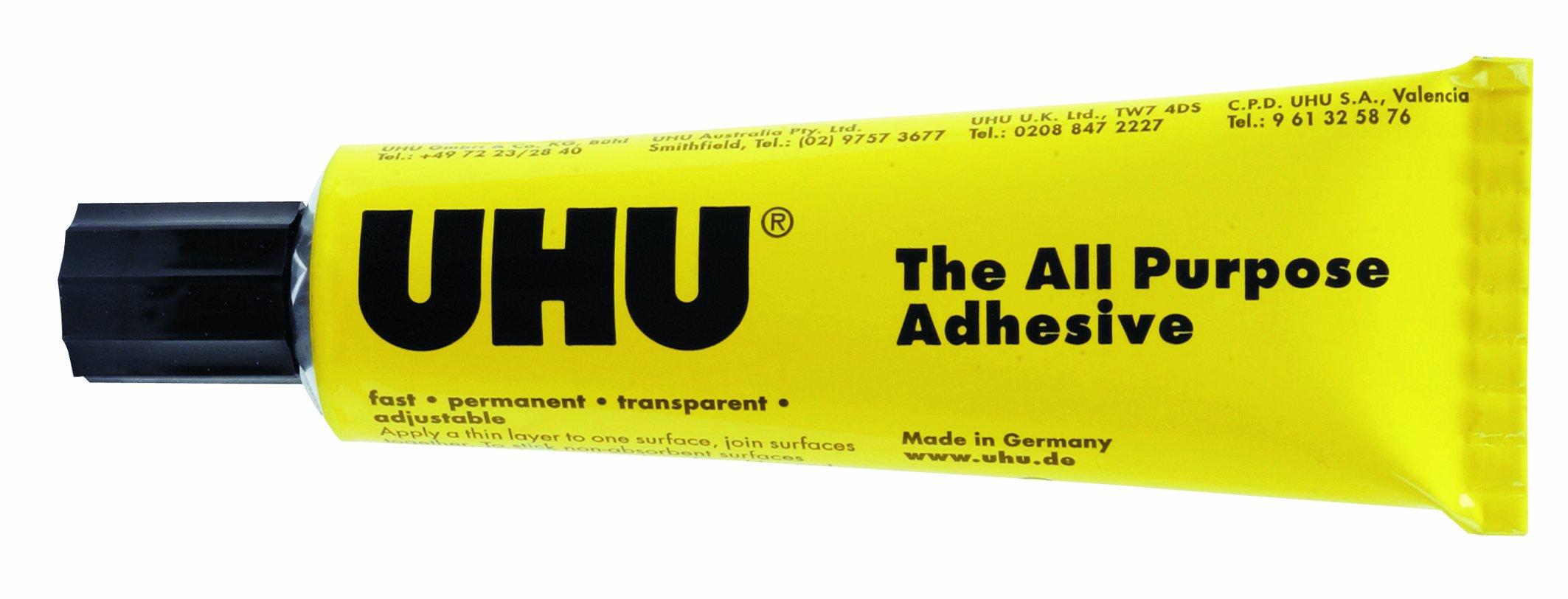 Uhu 38106 All Purpose Adhesive - 125ml Tube