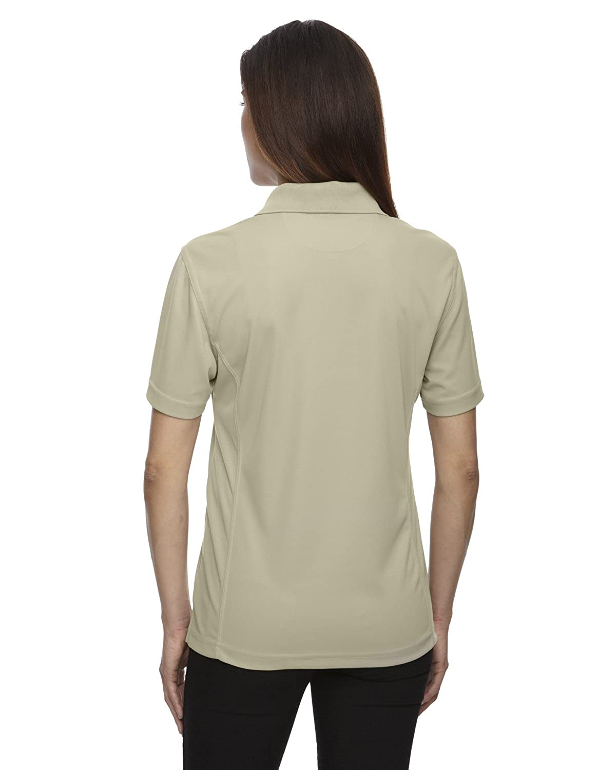 Extreme Womens Eperformance Jacquard Piqu/é Polo XL -BISCUIT 793 75055