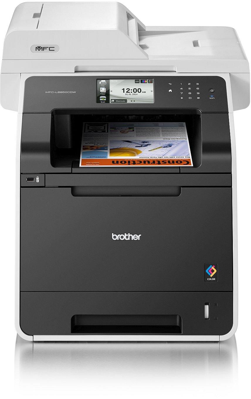 Brother MFC L 8850 CDW - Impresora láser multifunción (A4 ...