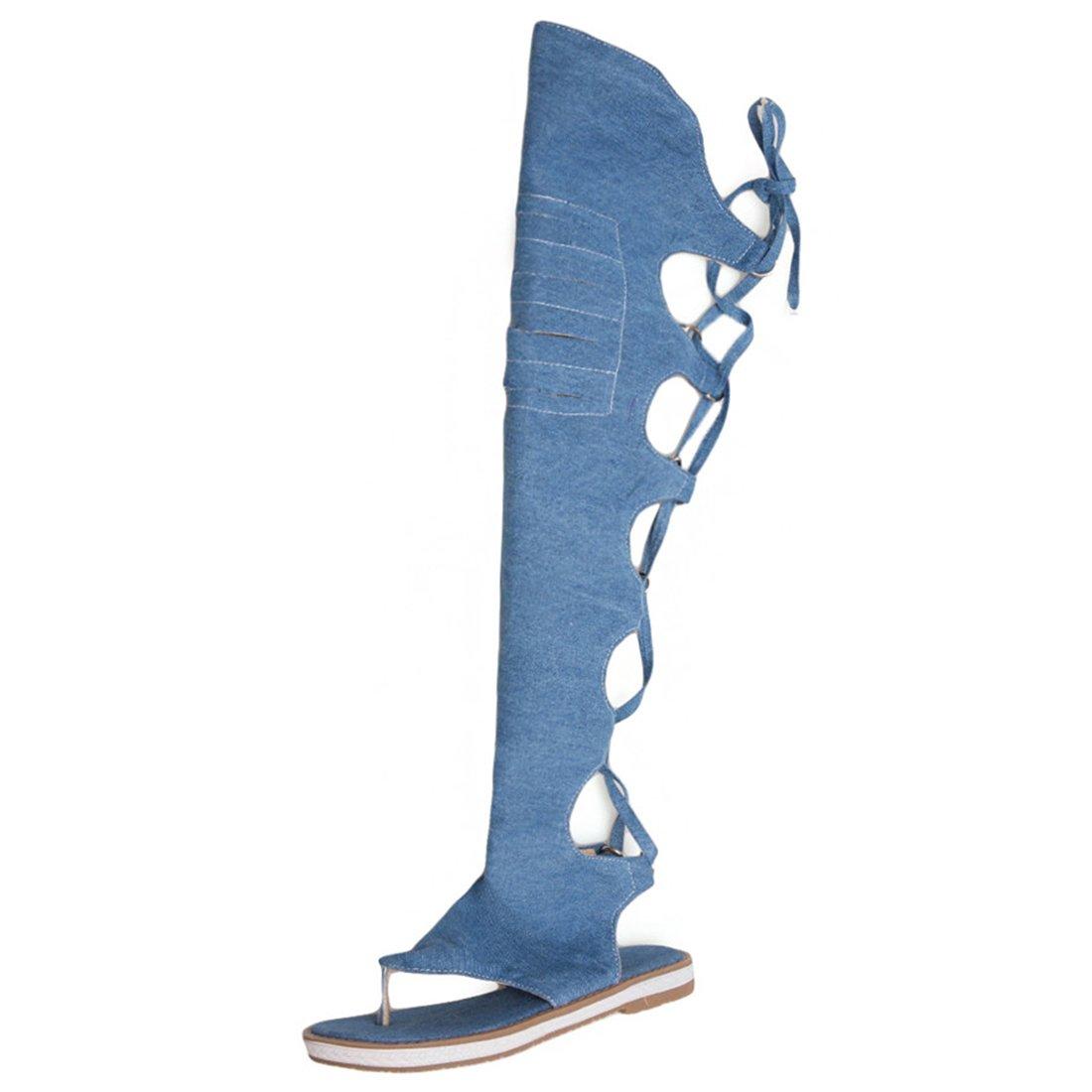 Artfaerie 4A-22318*DJB*66-5, 19950 Bottes Classiques Classiques Femme B077976CJY Bleu be08d96 - epictionpvp.space