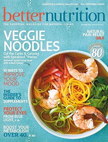 Magazines : Better Nutrition