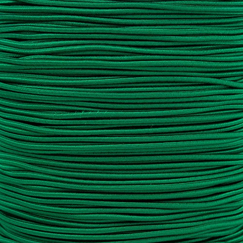 Paracord Planet 2.5mm Shock Cord – 8 Colors – 10, 25, 50