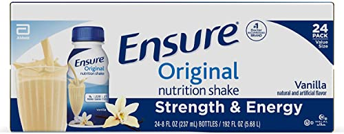 Ensure Original Nutrition Shake, Vanilla 8 fl. oz., 24 ct.