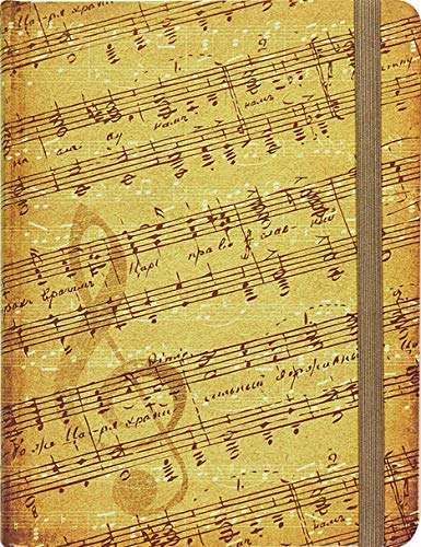 Music Journal (Diary, Notebook) from Brand: Peter Pauper Press