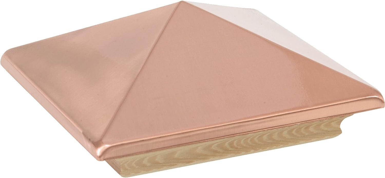 Carton of 1 DecKorators Post Point Post Cap