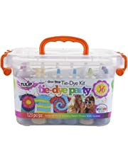 Tulip One-step Tie-Dye Party Kit, Set of 123