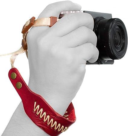 Megagear Ultraleichte Schultergurt Leder Für Alle Kamera
