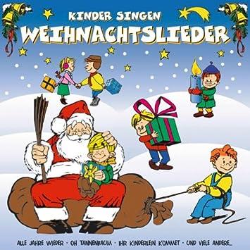 Weihnachtslieder Zum Singen.Kinder Singen Weihnachtslieder