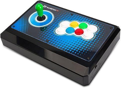 Desconocido Unknown ist Makestick Pro Gaming Gadget Arcade Joystick Mando de PS3 / PC para el Juego de Lucha (Airback Lever, OBSF Sanwa Botones): Amazon.es: Juguetes y juegos