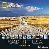 Road Trip USA 2018 - Landschaftskalender, USA-Kalender, Reisekalender, Wandkalender  -  30 x 30 cm