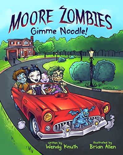 Moore Zombies: Gimme Noodle! ()