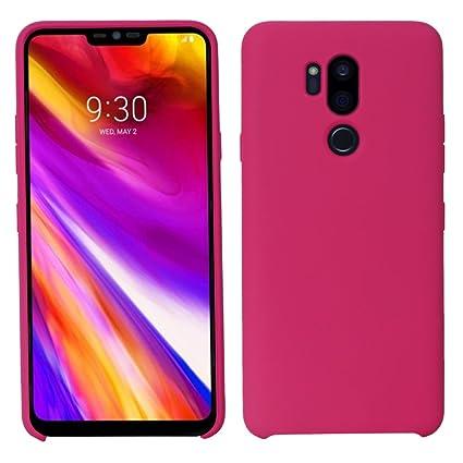 Amazon.com: LG G7 funda, feitenn nueva Premium líquido de ...