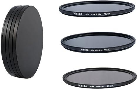 Haida Neutral Extrem Graufilter ND1000x  67mm