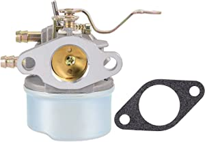 uxcell 640305 Carburetor for Tecumseh Fits OH195EA OH195EP OH195XA OH195XP Engines with Gasket