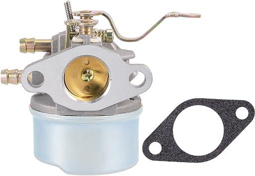 carburetor carb for MTD rototiller with a 5.5 HP Tecumseh engine