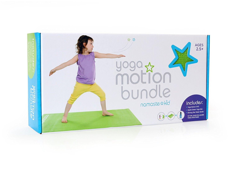 Namaste Kid Yoga Movimiento Bundle - DVD de Yoga para niños ...