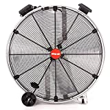 "Best Shop-Vac Fans - Shop-Vac Industrial Drum Fan, 24"" Dia., 1/3 HP Review"