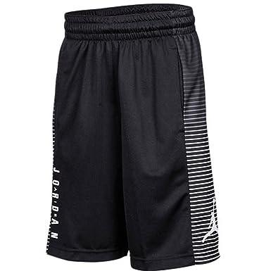 44082642291 Amazon.com: Air Jordan Boys Game Basketball Shorts (Black, Small ...