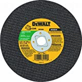 DEWALT DW3509 6-1/2-Inch x 1/8-Inch x 5/8-Inch Diamond Drive Masonry Cutting Wheel, 25-Pack
