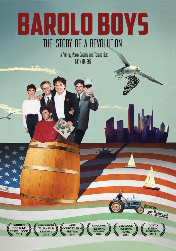 Barolo Boys. The Story of a Revolution [NTSC] (64', ENG) - A wine film