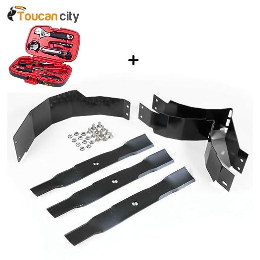 Toucan City Kit de herramientas (9 piezas) y cub Cadet ...