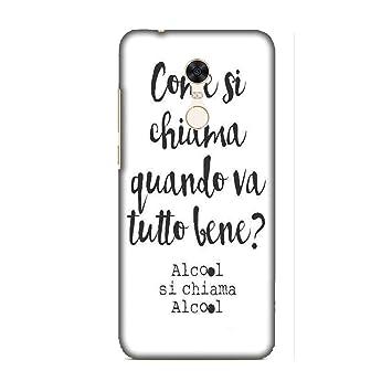 Funda Redmi 5 Plus Carcasa Xiaomi Redmi 5 Plus Frases
