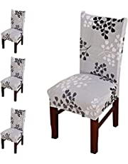 Home Textile Table & Sofa Linens Efficient Stretchy Dining Chair Cover Short Chair Covers Washable Protector Seat Slipcover For Wedding Party Restaurant Banquet Home Dec In Pain