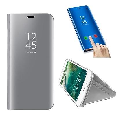 SevenPanda Estuche para Huawei P10 Lite, Huawei P10 Lite Estuche para Teléfono Celular Ultra Delgado 360 Degree Cuerpo Completo Estuche para Ventana ...