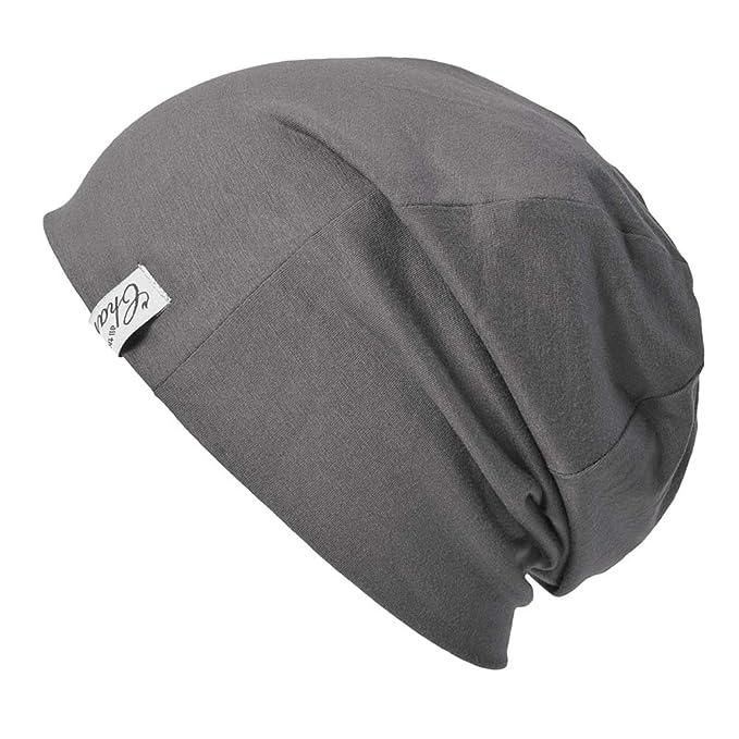 Casualbox Uomo Elastico Beanie Berretto Intelligente Casuale Cappello  Berretto Giapponese Caldo Grigio Scuro  Amazon.it  Abbigliamento fbc47b3e4055
