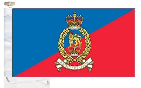 Amazon British Army Adjutent General Corps Courtesy Boat Flag