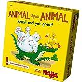 HABA Board Game Animal Upon Animal Small Yet Great