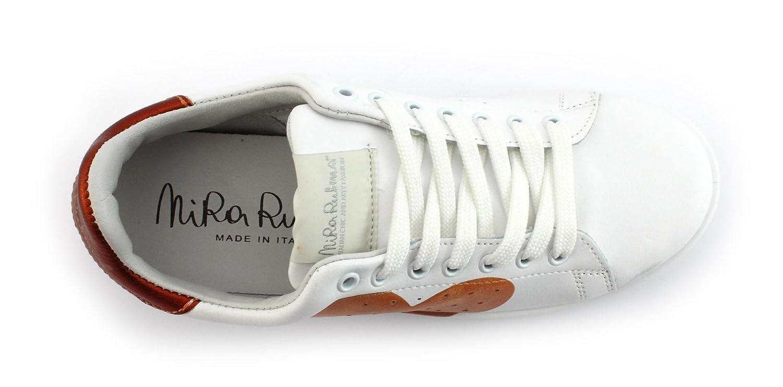 ba60a62d1baf Sneaker DACU54 Daiquiri Cuore Bianco Mango Taglia 37 - Colore Bianco Nira  Rubens