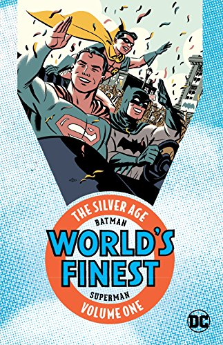 Batman & Superman: World's Finest - The Silver Age Vol. 1 ()