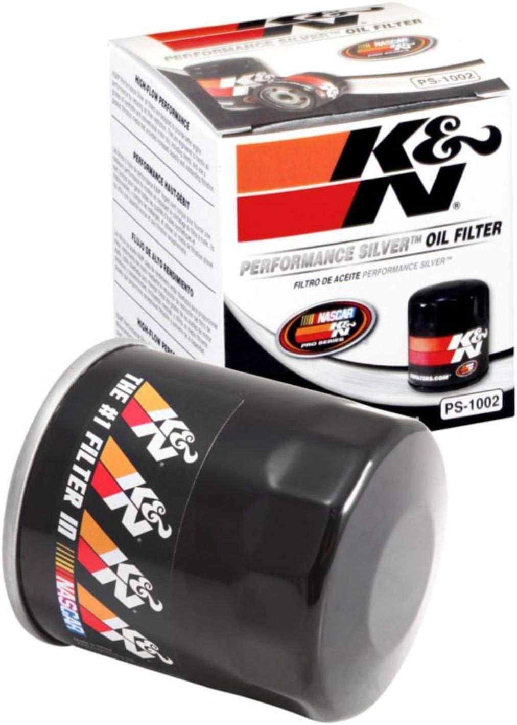 K N Ps 1002 Kfz Ölfilter Auto