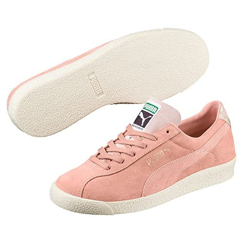 Koo-T - Zapatos de cordones para mujer Rosa rosa JDz49F4maJ