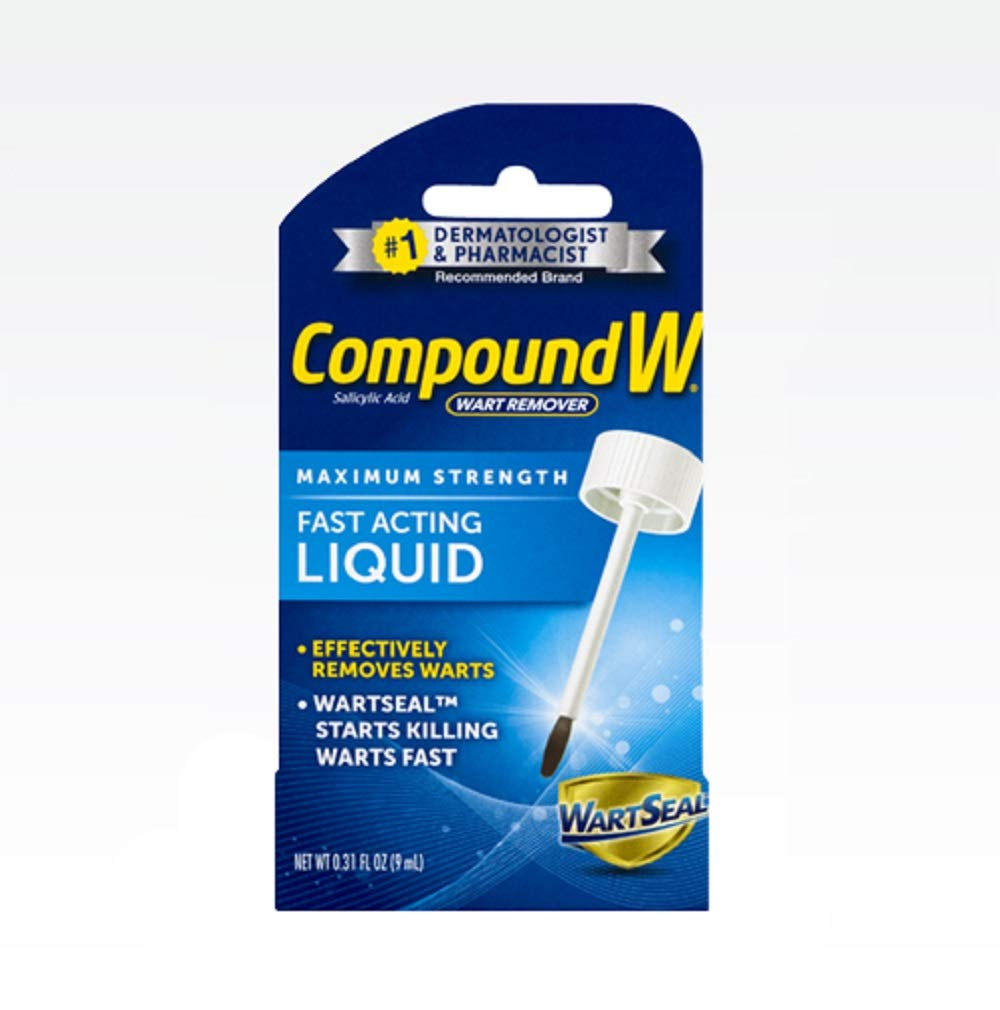 Wart Remover Maximum Strength Liquid by Compound W