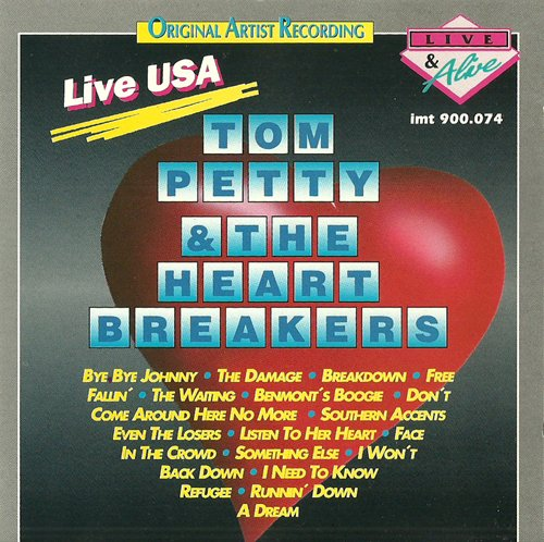 Live USA (Tom Petty And The Heartbreakers Even The Losers)