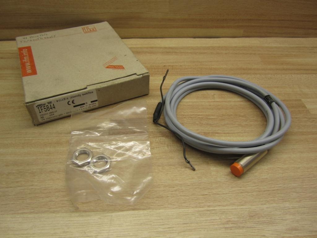 IFM Efector IF5844 Sensor IFB2004-ARKG/UP by IFM Efector