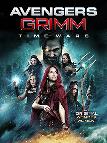 VHS : Avengers Grimm: Time Wars
