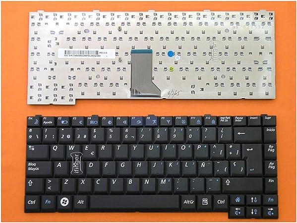 Teclado Compatible ESPAÑOL Samsung R519 Keyboard Ojo Hay Tres ...