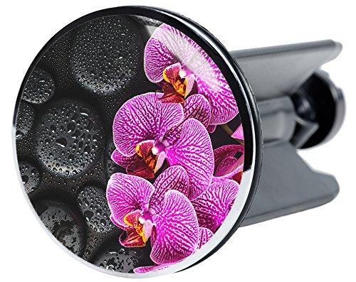 passend f/ür alle handels/üblichen Waschbecken Waschbeckenst/öpsel Madeira hochwertige Qualit/ät ✶✶✶✶✶