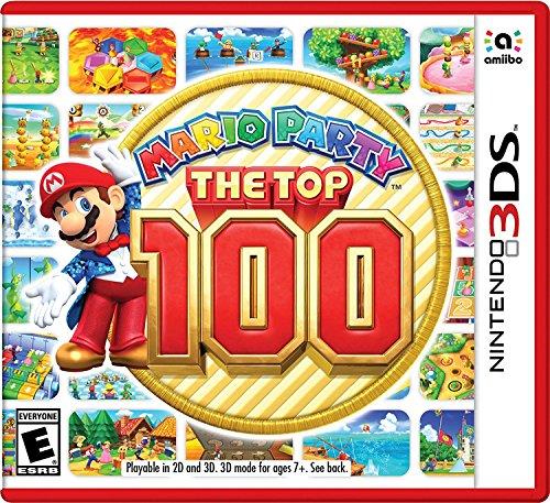 Mario Party: The Top 100 - 3DS [Digital Code] by Nintendo