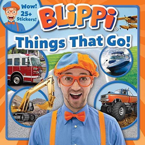 Blippi: Things That Go! por Thea Feldman