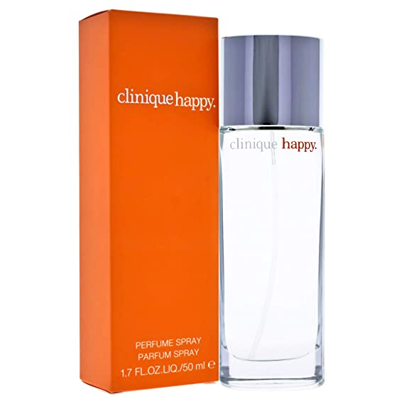 Happy De Clinique Para Mujeres Parfum Vaporizador 1.7 Oz 50 Ml