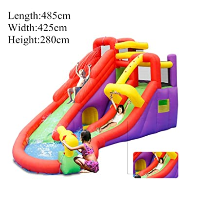 YLiansong Castillo Hinchable Inflable casa de la Despedida niños ...