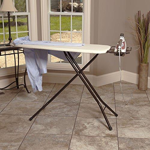 household essentials 974406 1 extra wide top 4 leg large. Black Bedroom Furniture Sets. Home Design Ideas