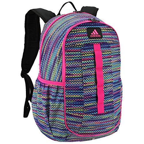 Adidas Hermosa Mesh Backpack Skyler Print One Size